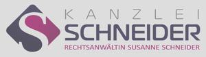 Rechtsanwältin Susanne Schneider